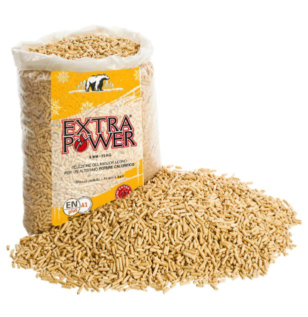 Power pellet